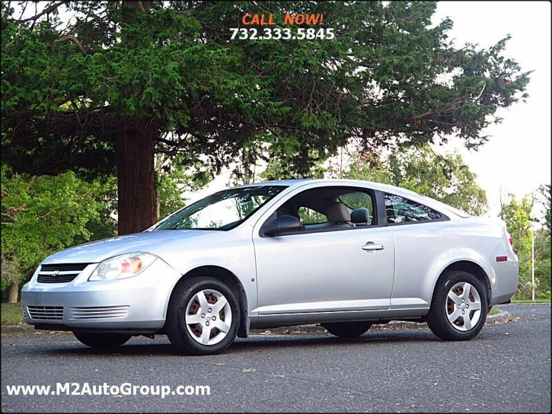 2007 Chevrolet Cobalt for sale at M2 Auto Group Llc. EAST BRUNSWICK in East Brunswick NJ