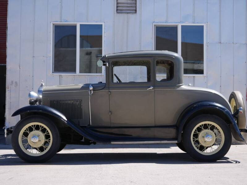 1930 Ford Model A for sale at Sierra Classics & Imports in Reno NV