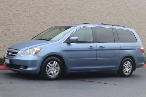 2007 Honda Odyssey for sale at Overland Automotive in Hillsboro OR