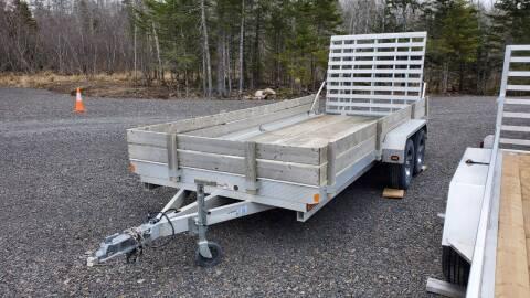 2012 Triton 7x16 7K Aluminum Utility