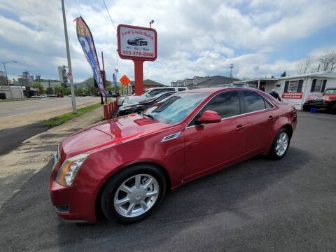 2008 Cadillac CTS for sale at Ford's Auto Sales in Kingsport TN