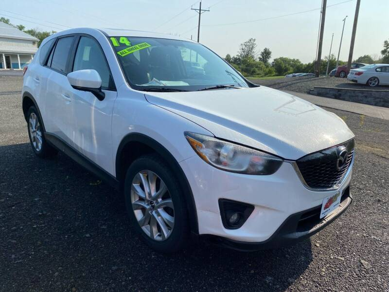 2014 Mazda CX-5 for sale at ALL WHEELS DRIVEN in Wellsboro PA