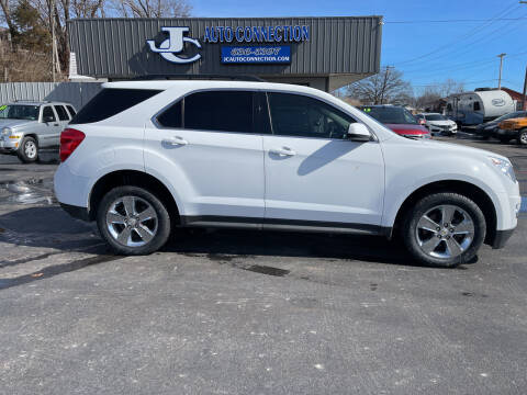2012 Chevrolet Equinox for sale at JC AUTO CONNECTION LLC in Jefferson City MO