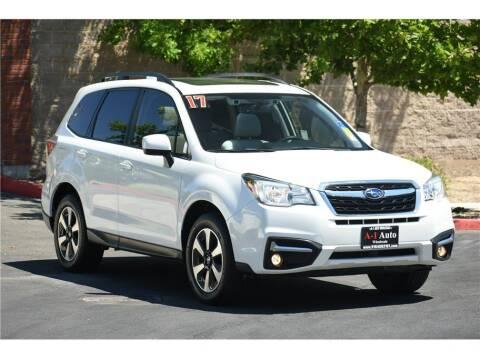 2017 Subaru Forester for sale at A-1 Auto Wholesale in Sacramento CA
