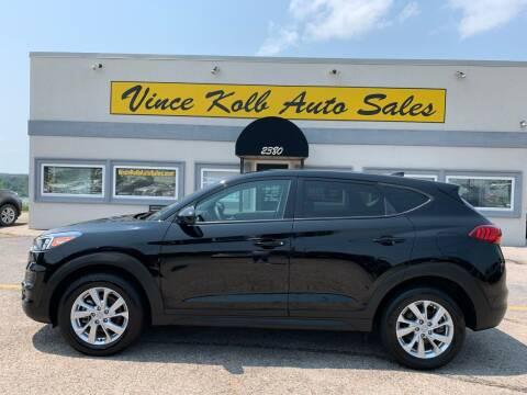 2020 Hyundai Tucson for sale at Vince Kolb Auto Sales in Lake Ozark MO