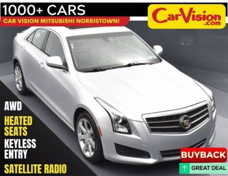 2014 Cadillac ATS for sale at Car Vision Buying Center in Norristown PA