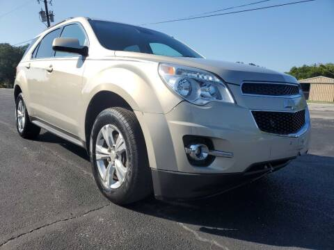 2012 Chevrolet Equinox for sale at Thornhill Motor Company in Lake Worth TX