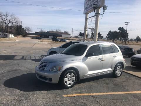 2007 Chrysler PT Cruiser for sale at Patriot Auto Sales in Lawton OK