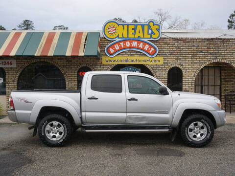 2010 Toyota Tacoma for sale at Oneal's Automart LLC in Slidell LA