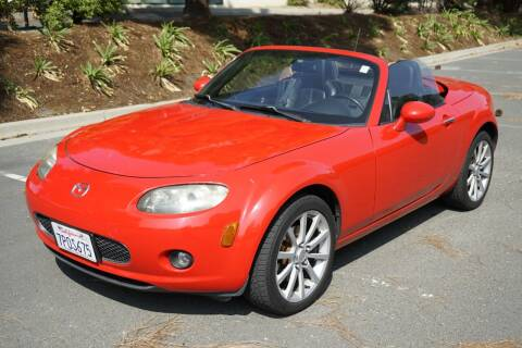 2007 Mazda MX-5 Miata for sale at Sports Plus Motor Group LLC in Sunnyvale CA