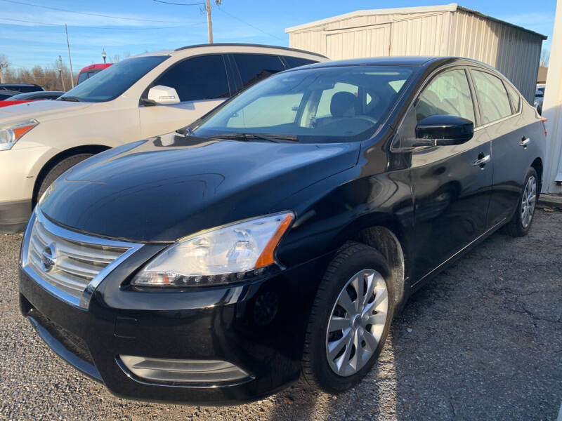 2015 Nissan Sentra for sale at Safeway Auto Sales in Horn Lake MS