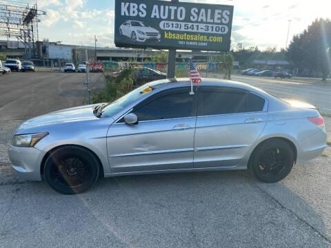 2008 Honda Accord for sale at KBS Auto Sales in Cincinnati OH