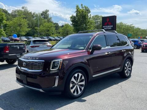 2020 Kia Telluride for sale at Midstate Auto Group in Auburn MA