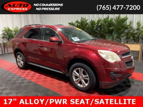 2010 Chevrolet Equinox for sale at Auto Express in Lafayette IN