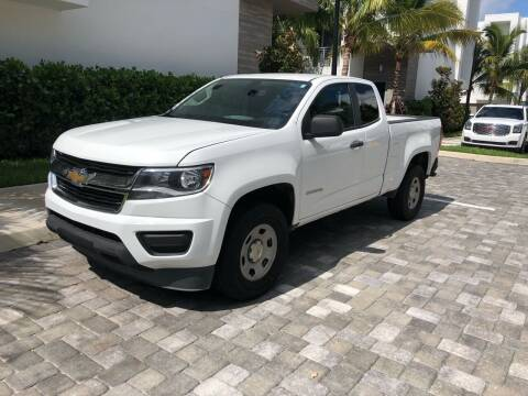2015 Chevrolet Colorado for sale at CARSTRADA in Hollywood FL