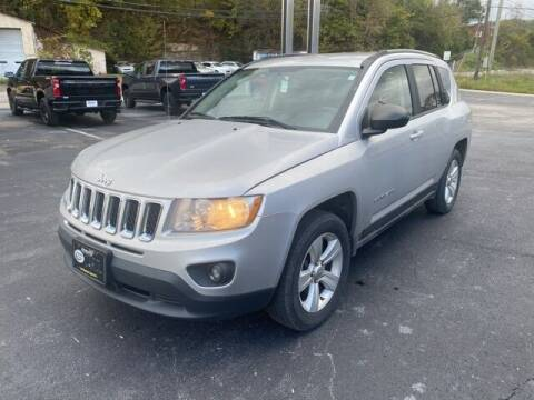 2012 Jeep Compass for sale at Tim Short Auto Mall in Corbin KY