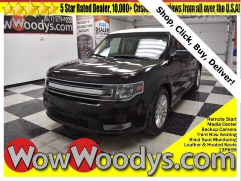 2013 Ford Flex for sale at WOODY'S AUTOMOTIVE GROUP in Chillicothe MO