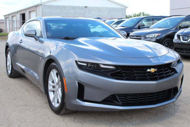 2020 Chevrolet Camaro for sale at SHAFER AUTO GROUP in Columbus OH
