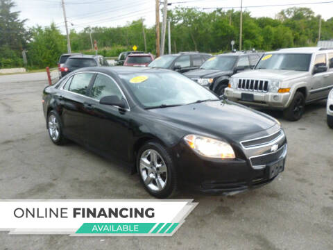 2011 Chevrolet Malibu for sale at I57 Group Auto Sales in Country Club Hills IL