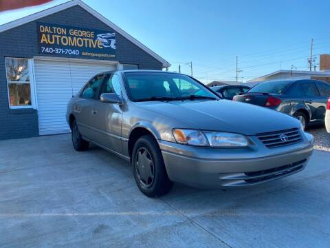 1997 Toyota Camry for sale at Dalton George Automotive in Marietta OH