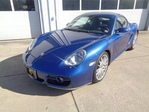 2006 Porsche Cayman for sale at Lewin Yount Auto Sales in Winchester VA