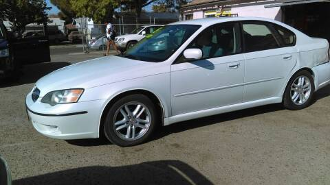 2005 Subaru Legacy for sale at Larry's Auto Sales Inc. in Fresno CA