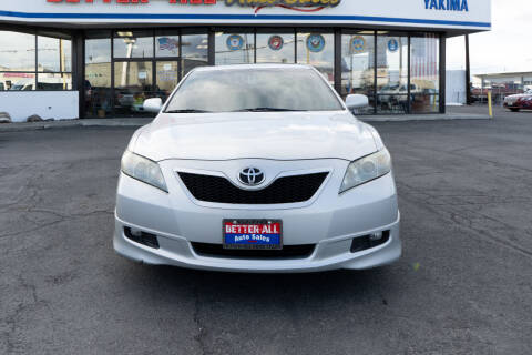 2007 Toyota Camry for sale at Better All Auto Sales in Yakima WA