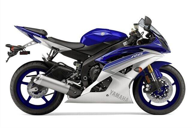 2015 Yamaha YZF-R6 for sale in Houston, TX