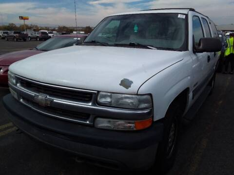 2000 Chevrolet Suburban for sale at Main Street Motors in Rapid City SD