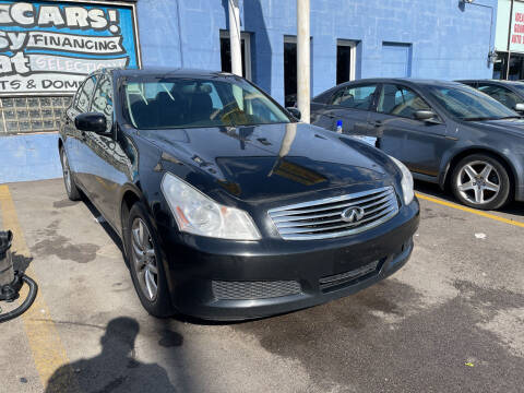 2008 Infiniti G35 for sale at Ideal Cars in Hamilton OH