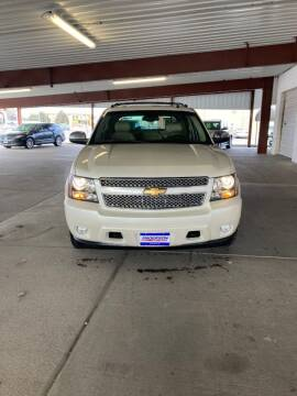 2013 Chevrolet Avalanche for sale at Anderson Motors in Scottsbluff NE