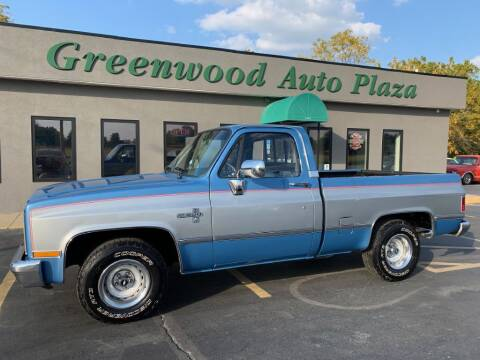 1985 Chevrolet C/K 10 Series for sale at Greenwood Auto Plaza in Greenwood MO