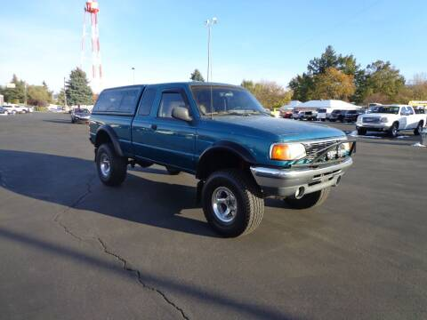 1993 Ford Ranger for sale at New Deal Used Cars in Spokane Valley WA