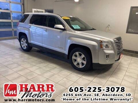2013 GMC Terrain for sale at Harr's Redfield Ford in Redfield SD