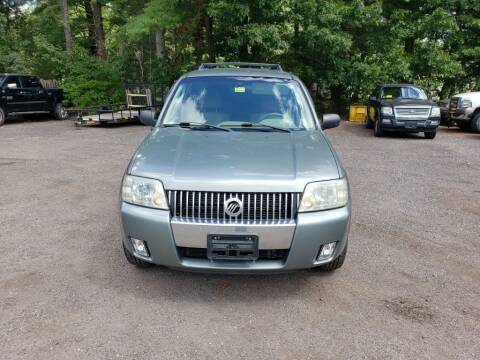 2006 Mercury Mariner for sale at 1st Priority Autos in Middleborough MA