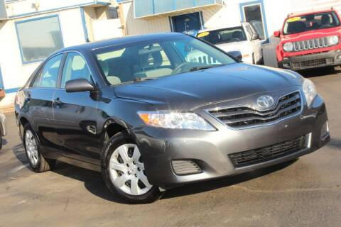 2011 Toyota Camry for sale at Dynamics Auto Sale in Highland IN