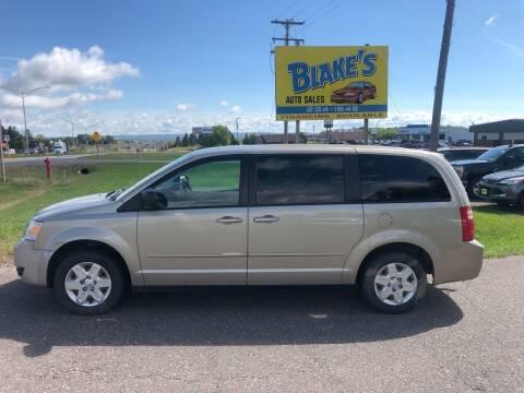 2009 Dodge Grand Caravan for sale at Blake's Auto Sales in Rice Lake WI