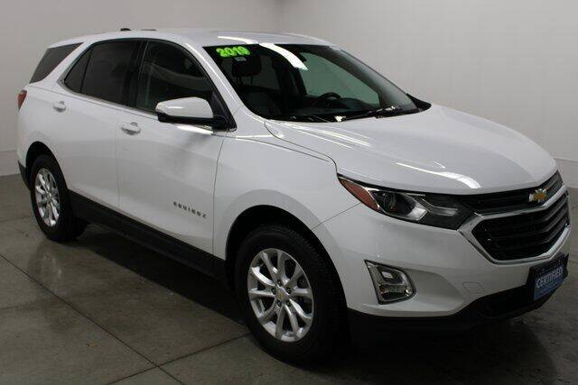2019 Chevrolet Equinox for sale at Bob Clapper Automotive, Inc in Janesville WI
