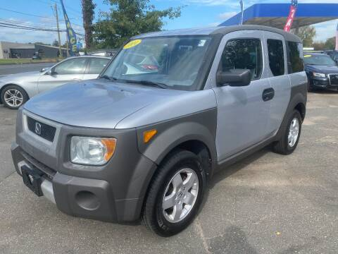 2004 Honda Element for sale at East Windsor Auto in East Windsor CT