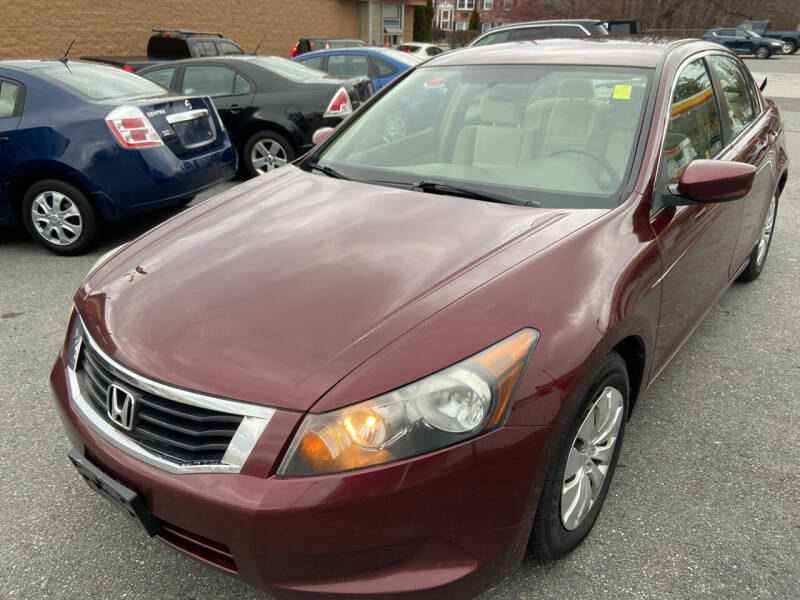 2008 Honda Accord for sale at Best Choice Auto Sales in Methuen MA
