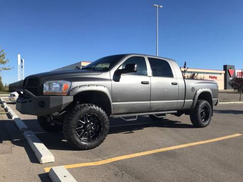 2006 Dodge Ram Pickup 3500 for sale at Canuck Truck in Magrath AB