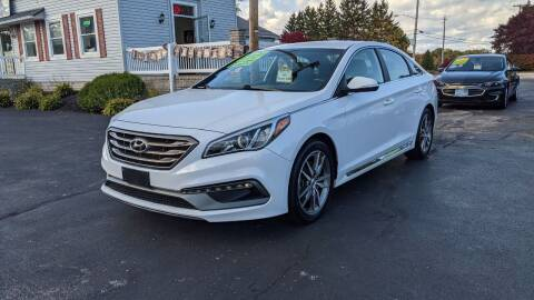 2017 Hyundai Sonata for sale at RBT Automotive LLC in Perry OH