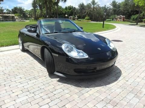 1999 Porsche 911 for sale at AUTO HOUSE FLORIDA in Pompano Beach FL
