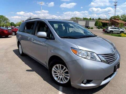 2017 Toyota Sienna for sale at Smart Motors in Madison WI