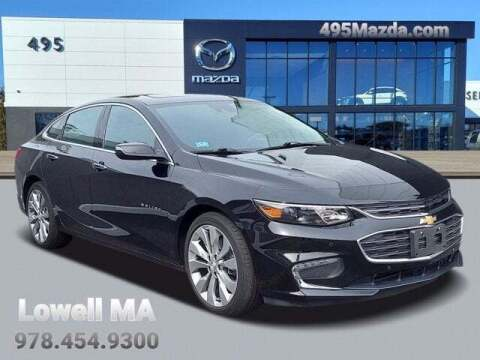 2018 Chevrolet Malibu for sale at 495 Chrysler Jeep Dodge Ram in Lowell MA