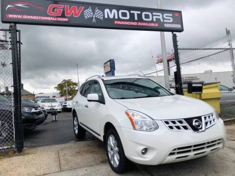 2012 Nissan Rogue for sale at GW MOTORS in Newark NJ