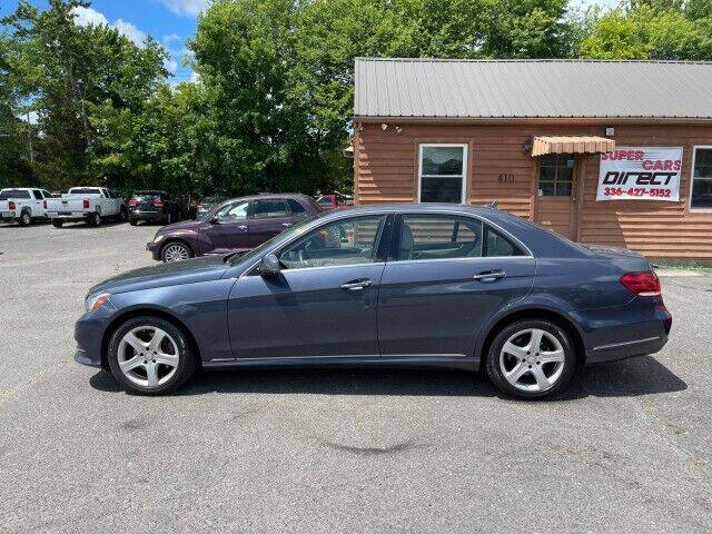 2016 Mercedes-Benz E-Class for sale at Super Cars Direct in Kernersville NC