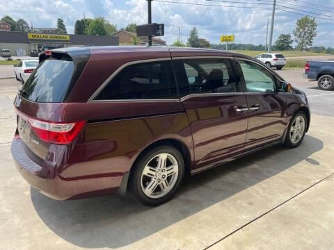 2012 Honda Odyssey for sale at Family Auto Sales of Johnson City in Johnson City TN