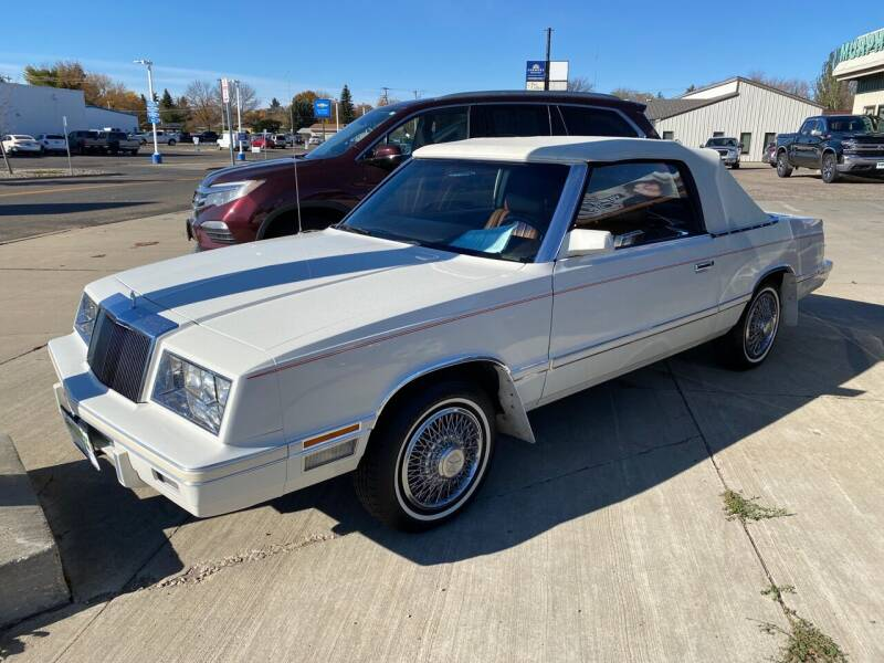 1982 Chrysler Le Baron for sale at Murphy Motors Next To New Minot in Minot ND