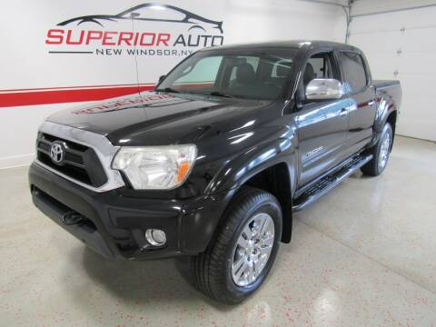 2013 Toyota Tacoma for sale at Superior Auto Sales in New Windsor NY